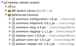 Developing Hadoop Projects in Eclipse · Things to Code